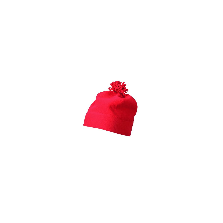Microfleece Cap met Pompoen
