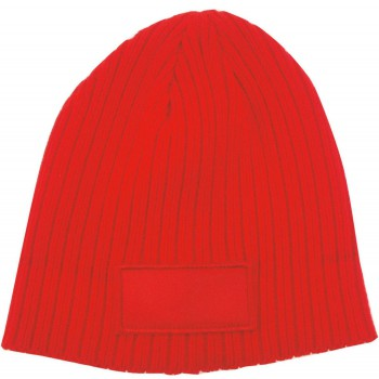 Retro knitted hat