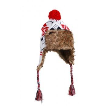 Scandic Fake Fur Hat